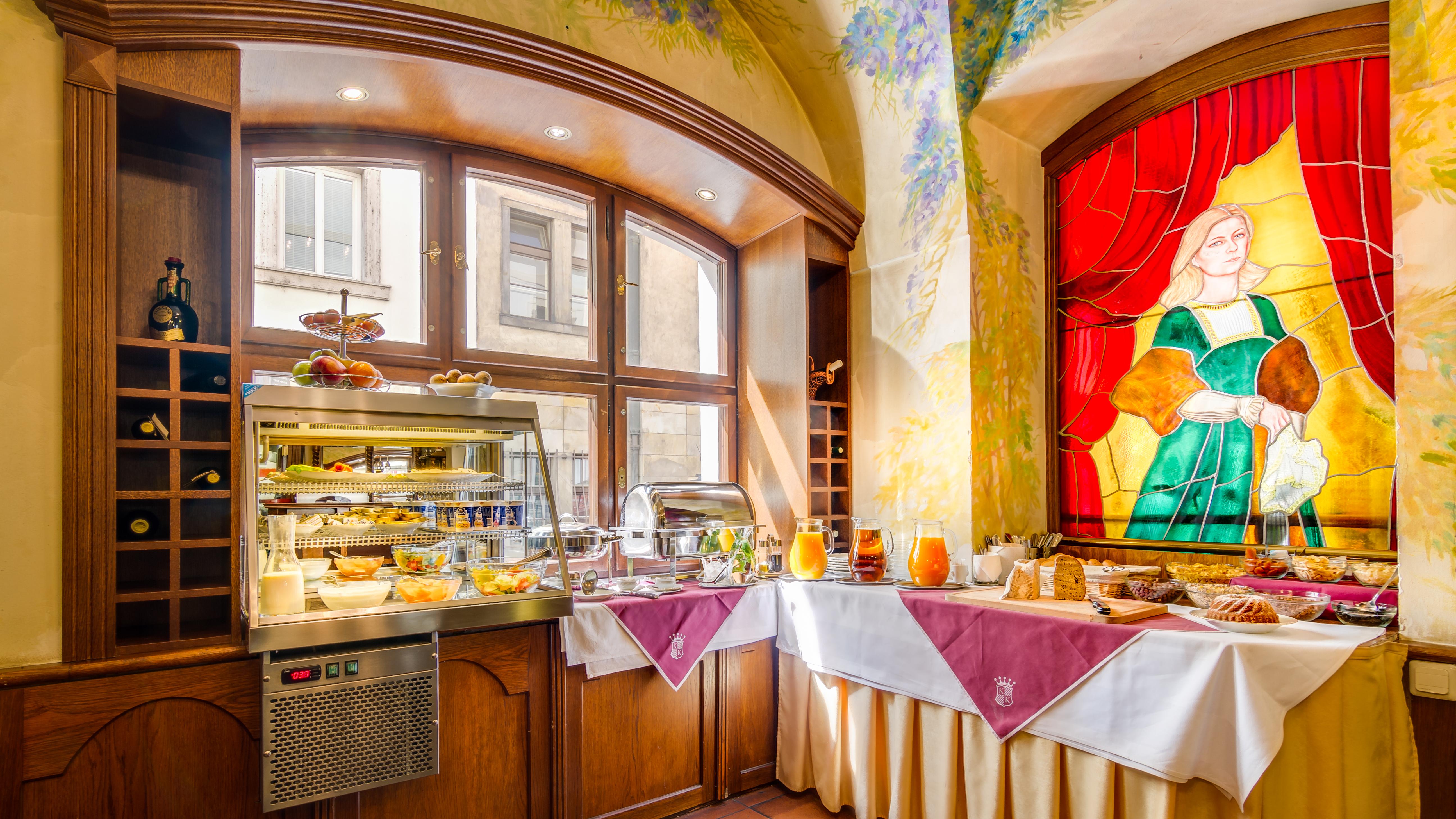 Hotel U Krale Karla Prague en PRAGUE 1