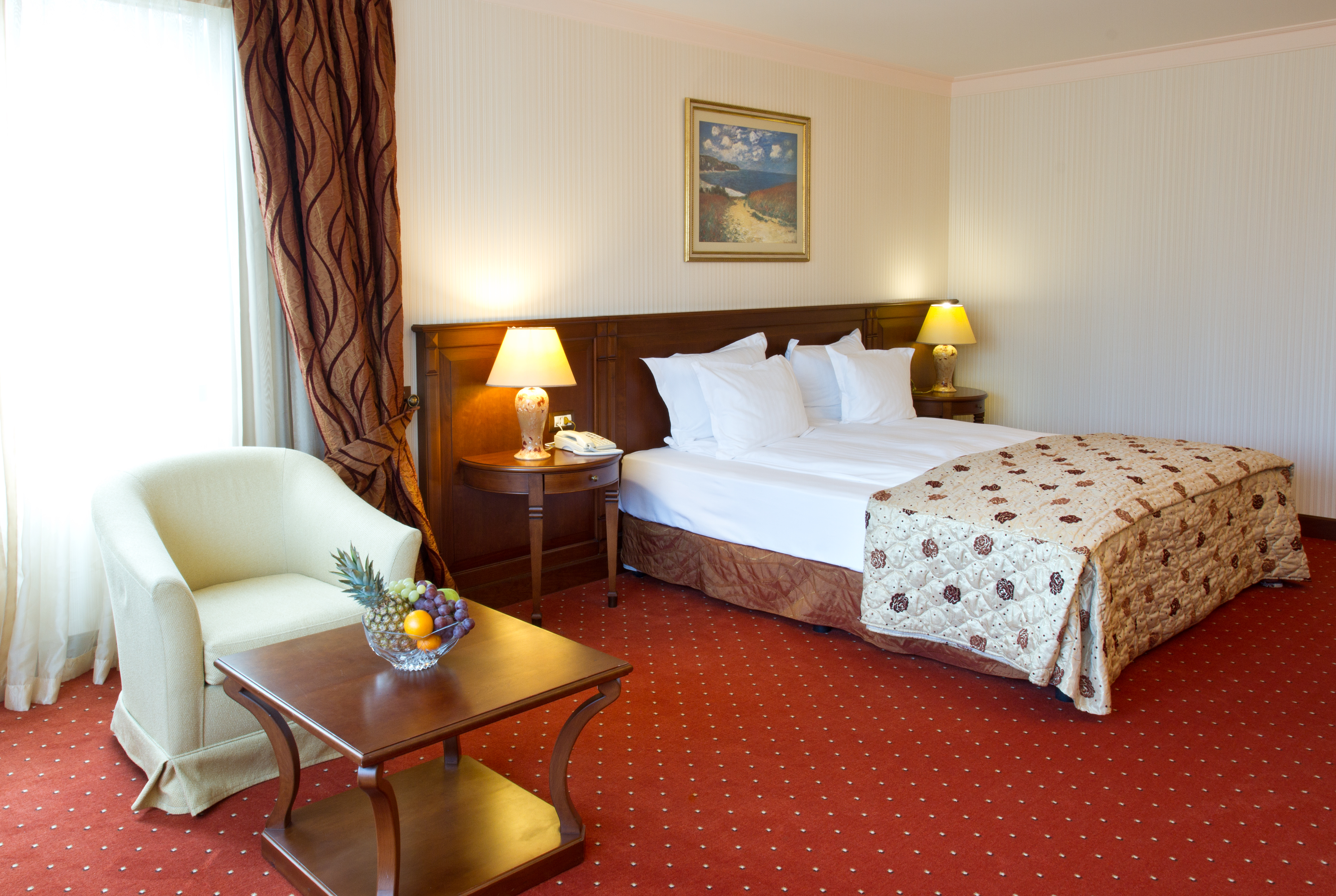 Crystal Palace Boutique Hotel en Sofia