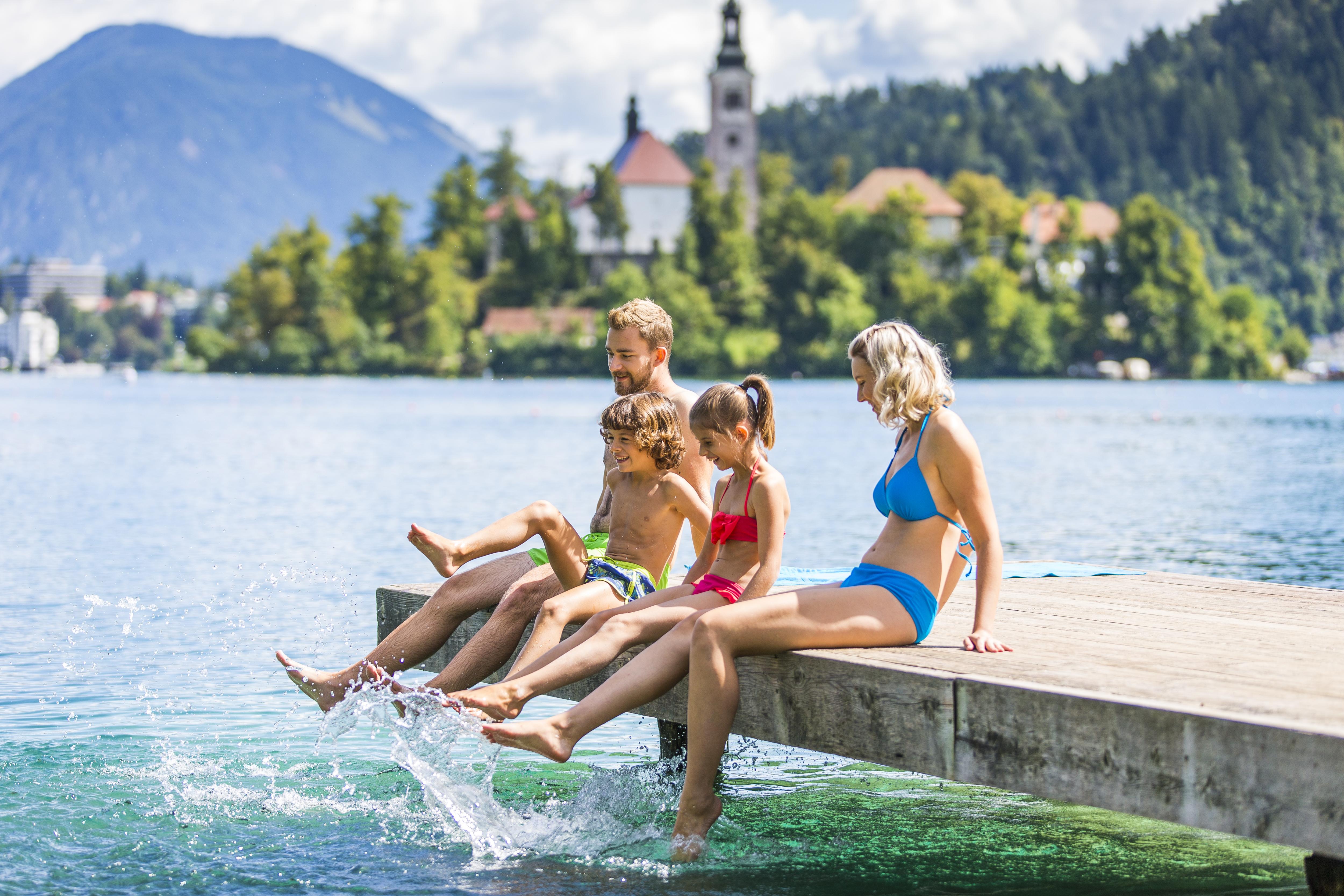 Hotel Trst - Sava Hotels & Resorts en BLED