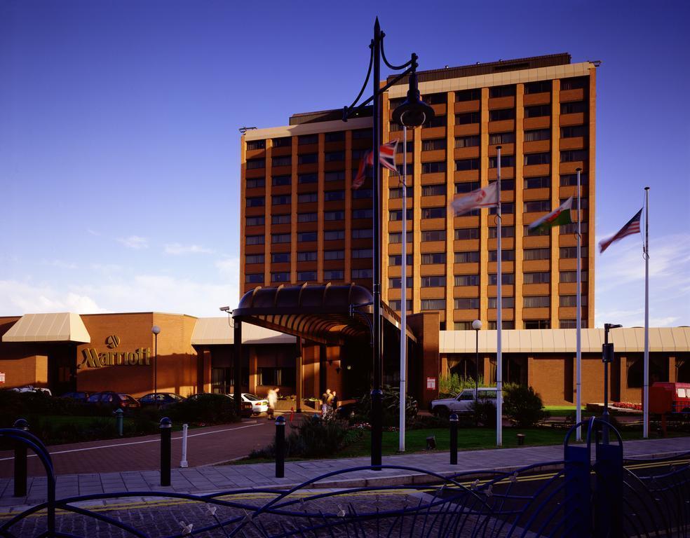 Marriott Hotel Cardiff, Cardiff