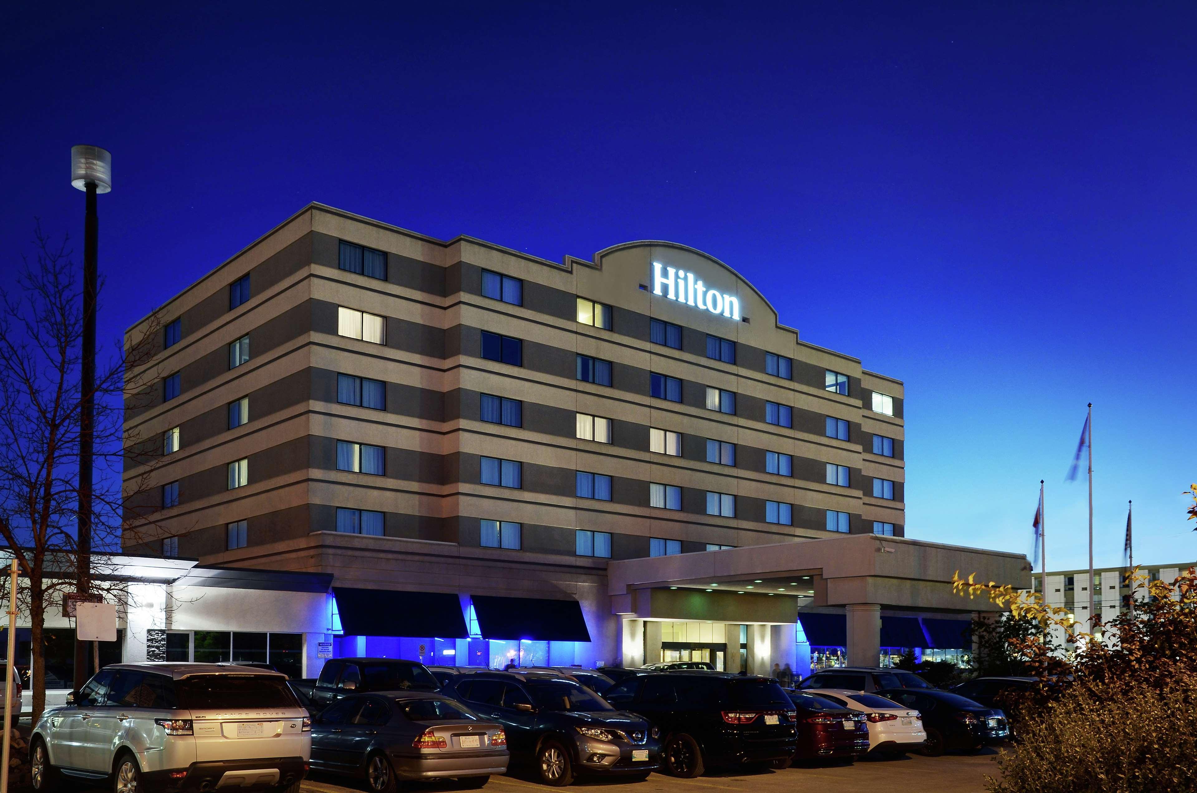 Hilton Suites Winnipeg Airport, Division No. 11
