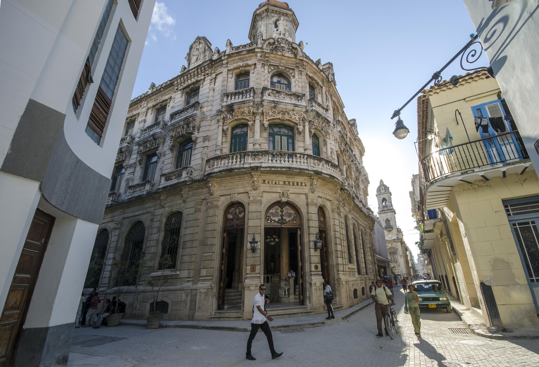 Raquel, Centro Habana
