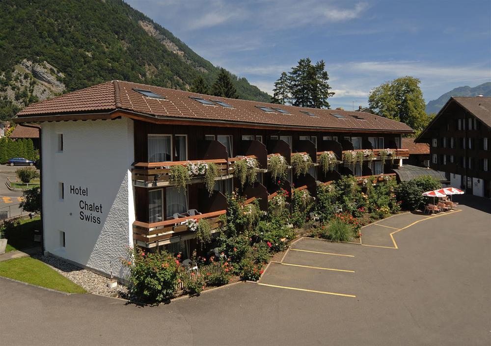 Hotel Chalet Swiss, Interlaken