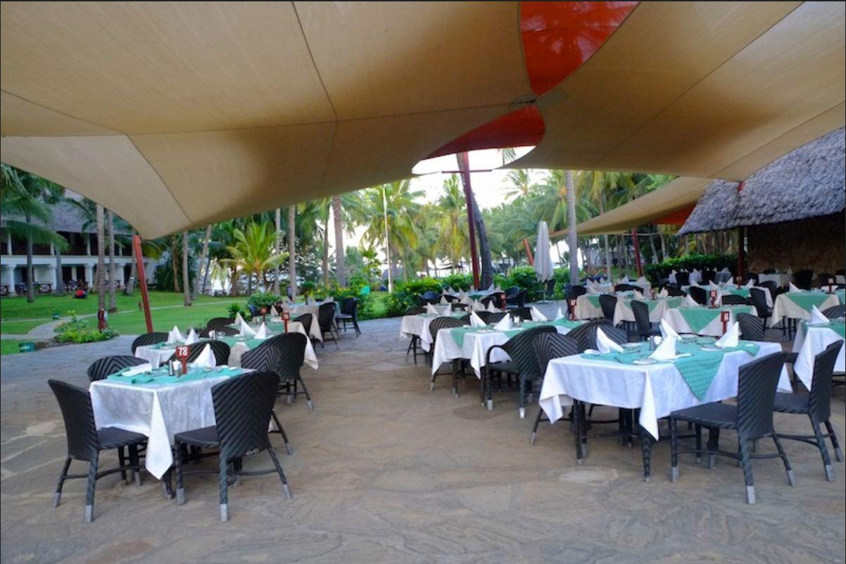 Voyager Beach Resort en MOMBASA