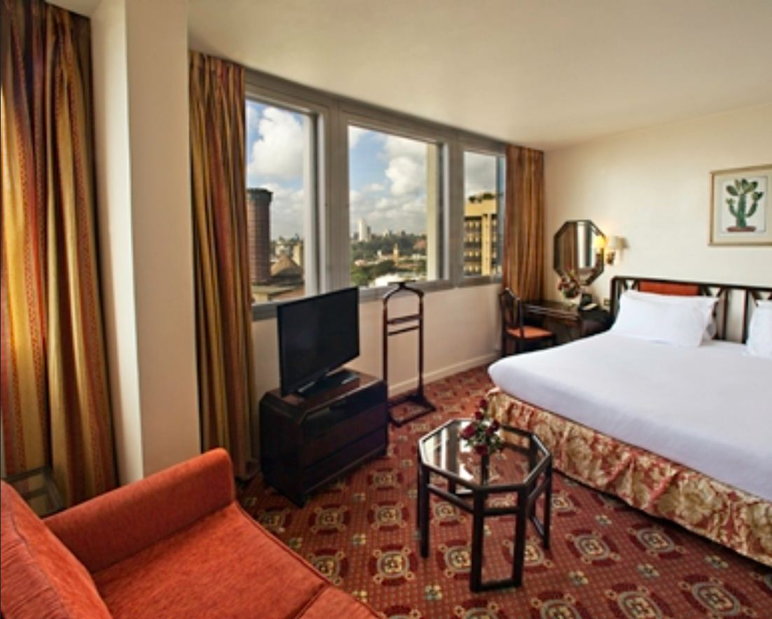 Hilton Nairobi en Nairobi