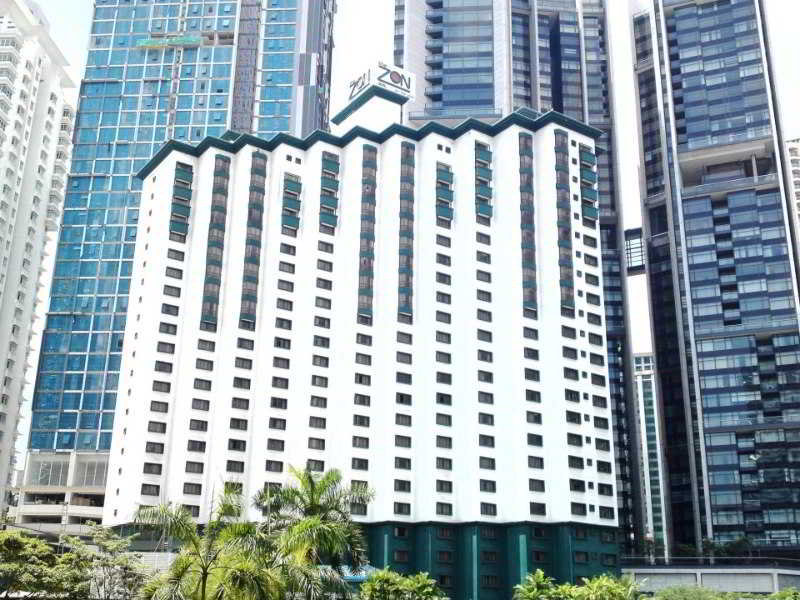 The Zon All Suites Residences on the Park K L, Kuala Lumpur
