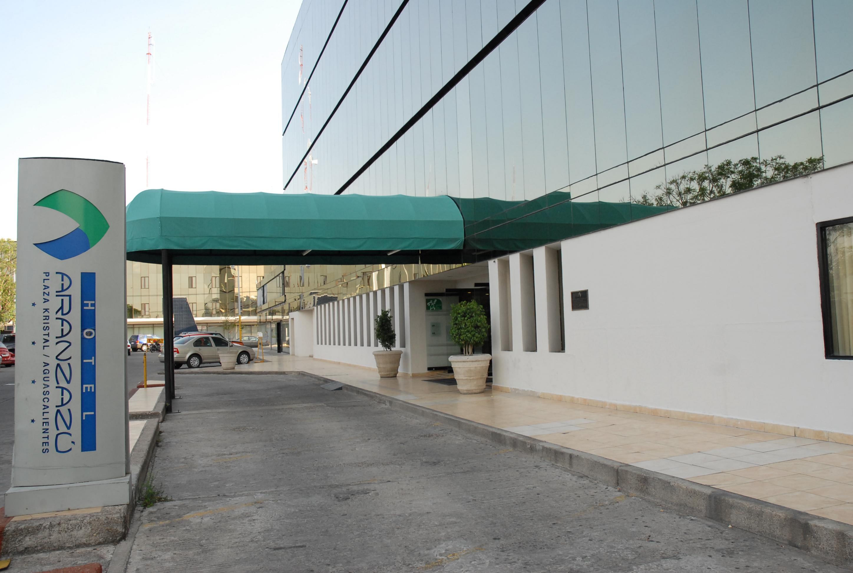 Aranzazú Plaza Kristal, Aguascalientes