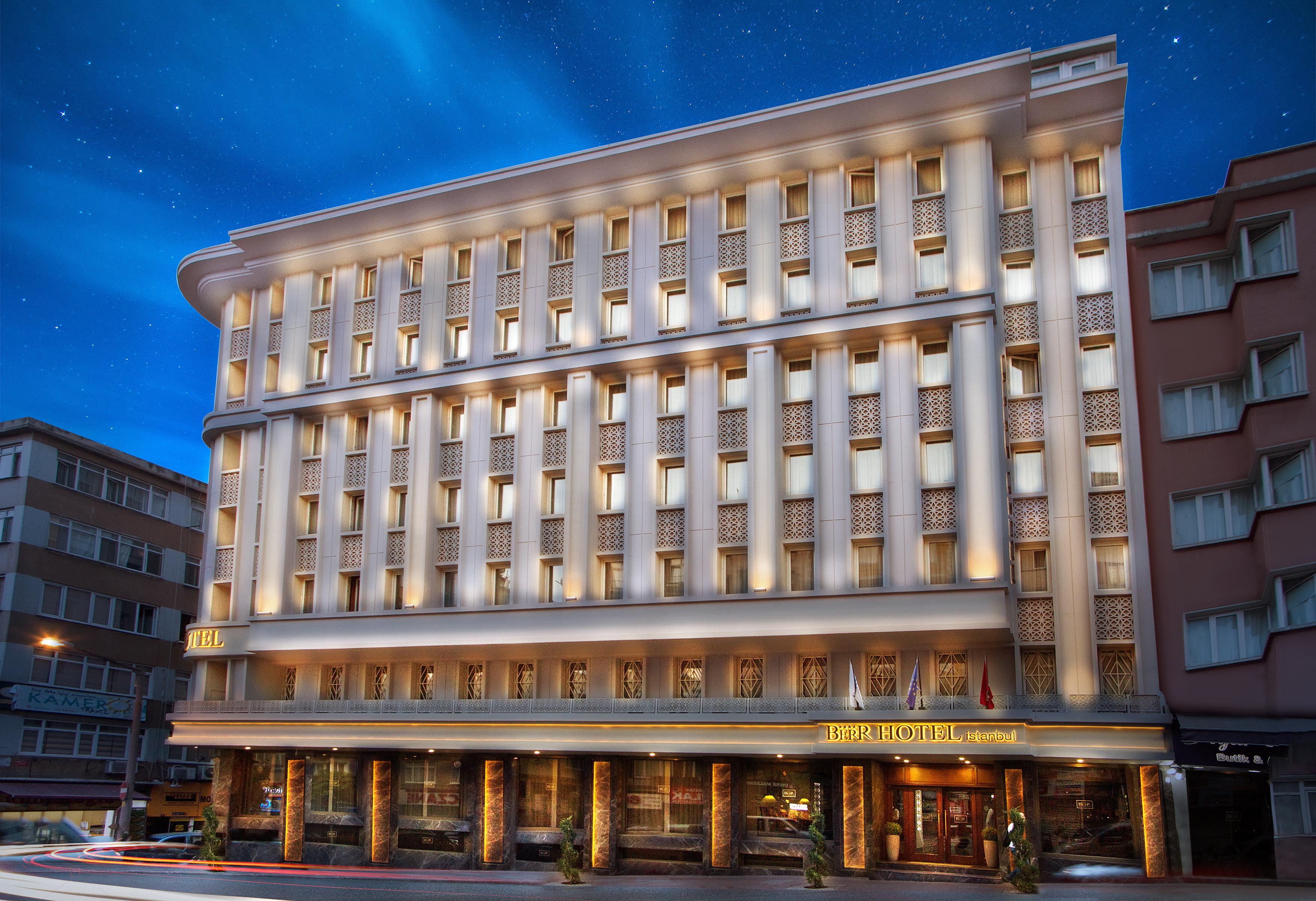 Berr Hotel, Büyükçekmece