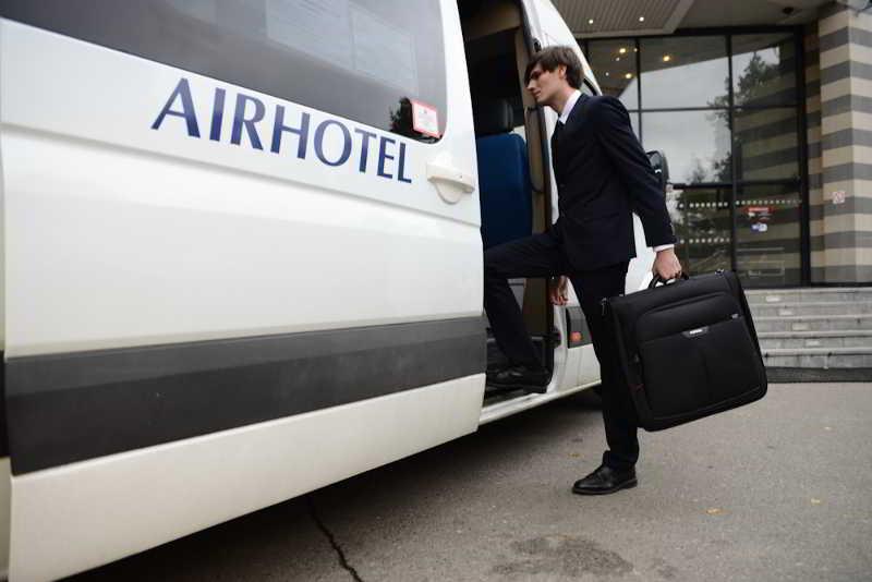 Airhotel Domodedovo, Domodedovskiy rayon