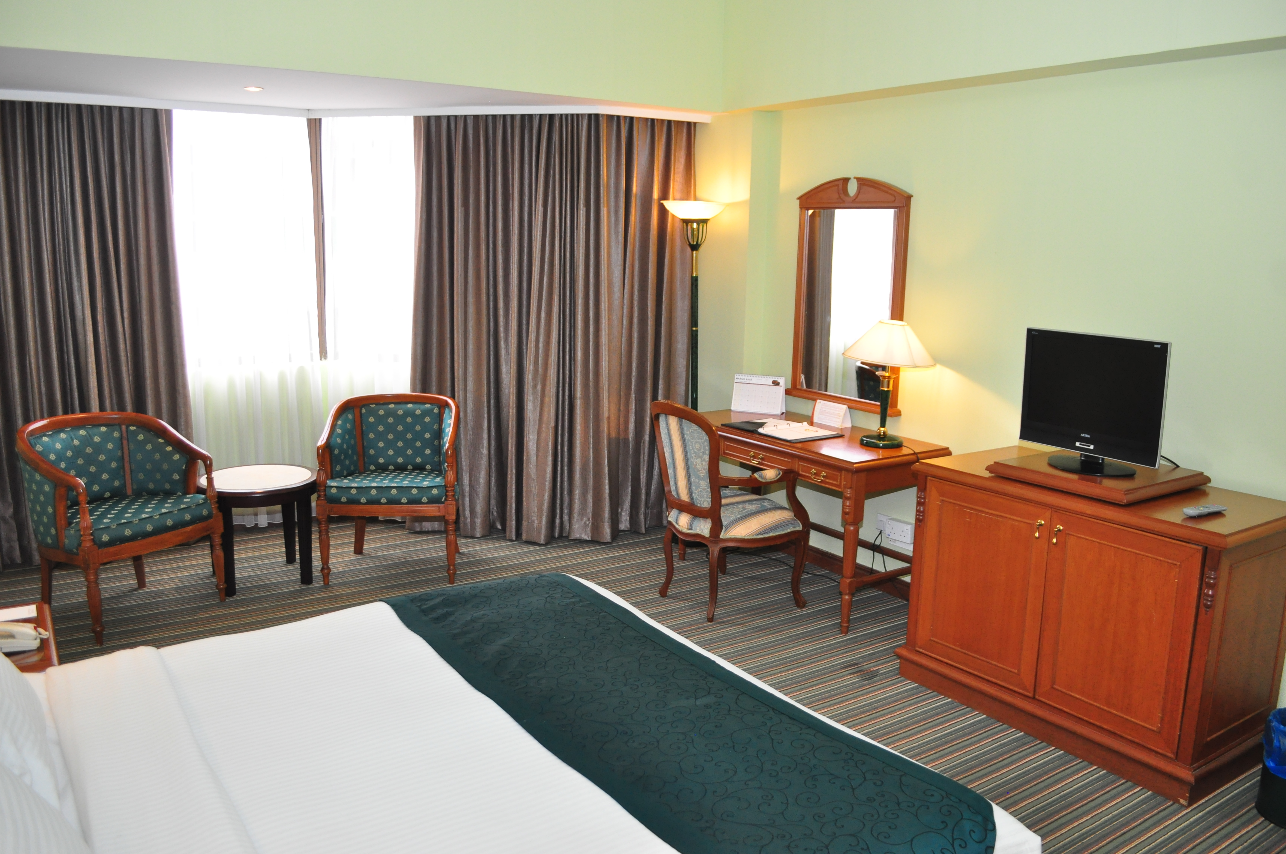 Mulia Hotel en Bandar Seri Begawan