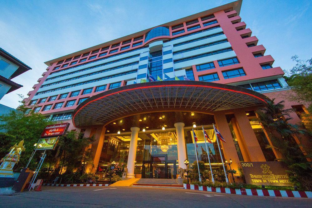 Town In Town Bangkok, Wang Thonglang