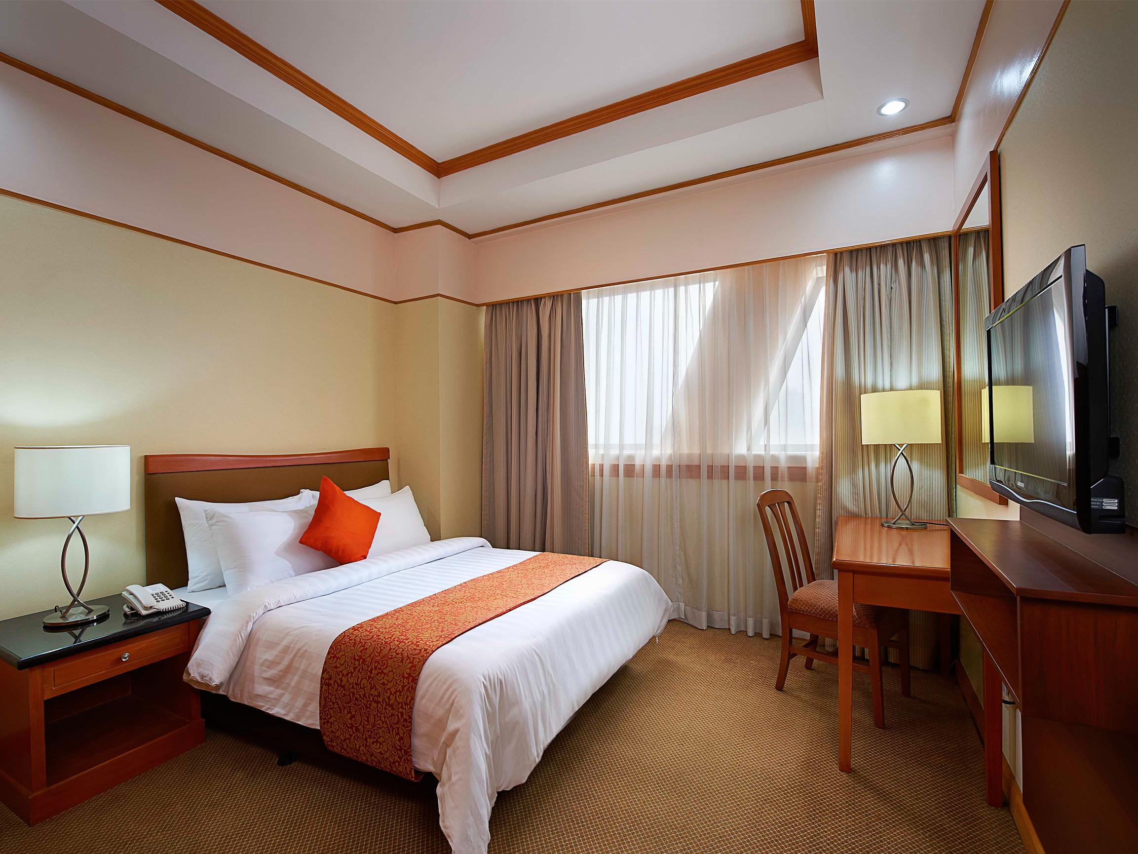 Berjaya Makati Hotel en MAKATI CITY