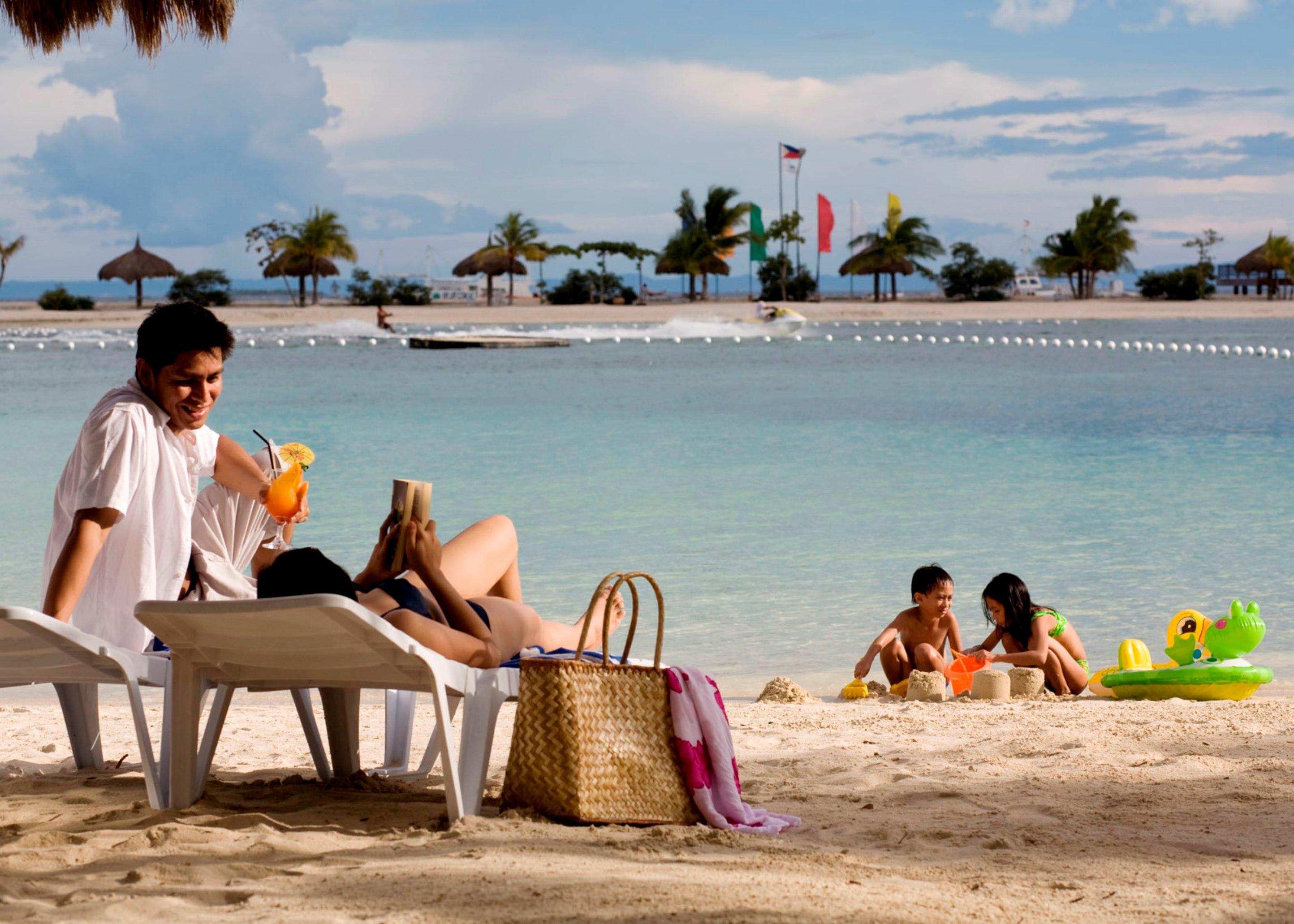 Maribago Bluewater Beach Resort en Lapu Lapu City