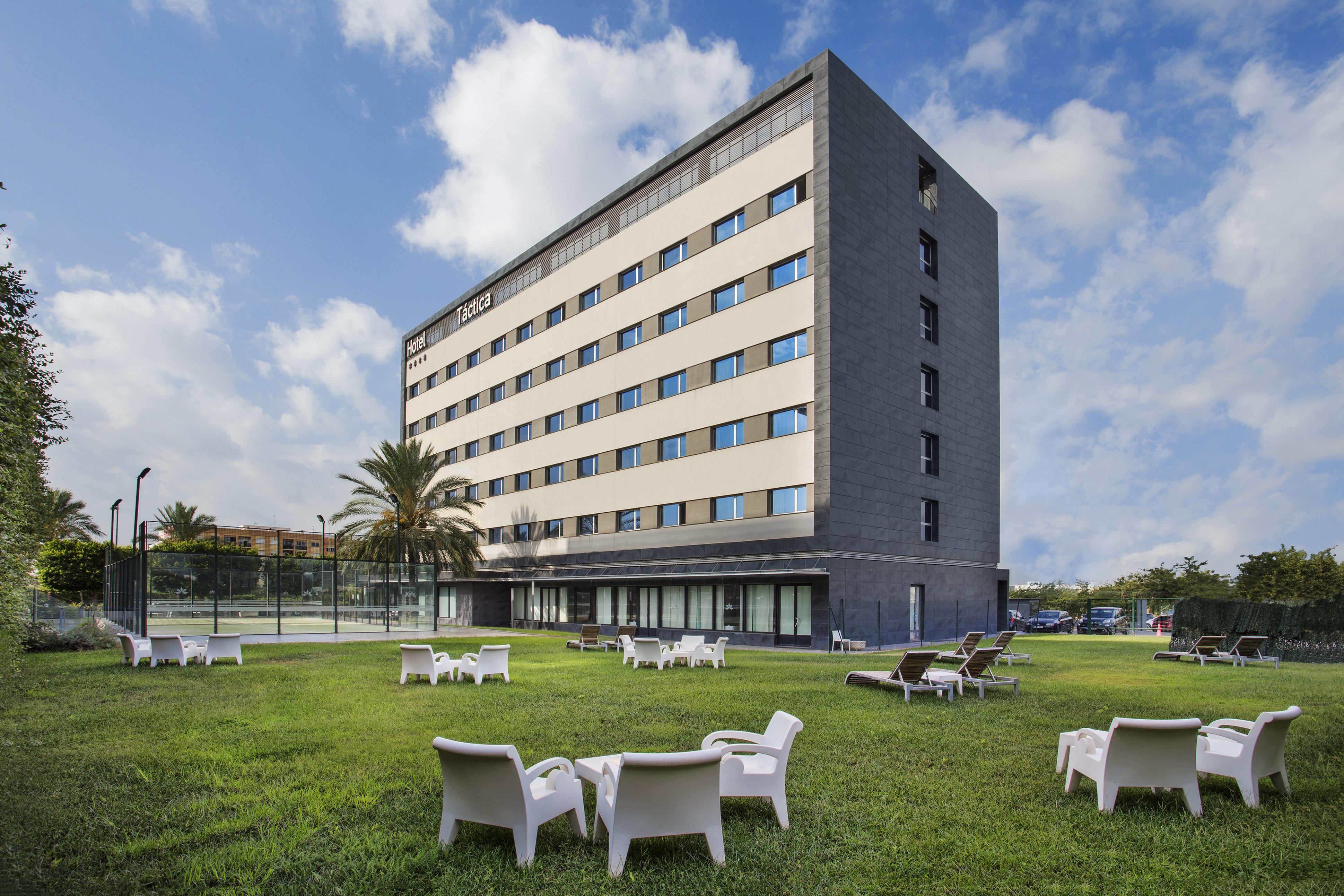 Hotel Tactica en Paterna