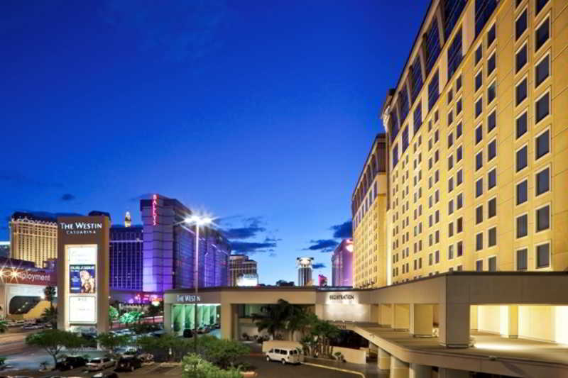 The Westin Las Vegas Hotel and Spa