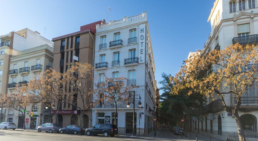 Holahotel del Carmen en Valencia