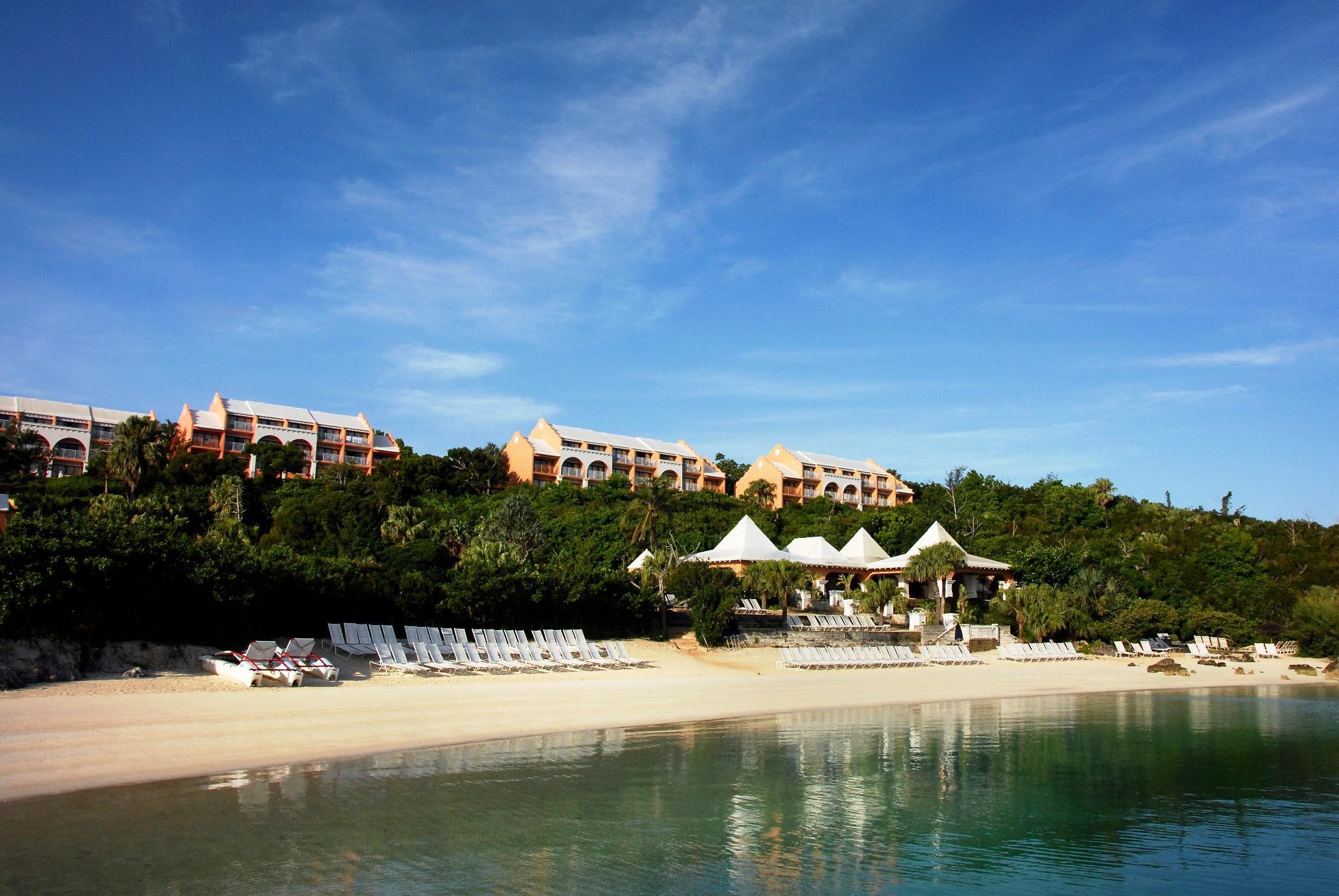 Grotto Bay Beach Resort Bermuda en Hamilton Parish