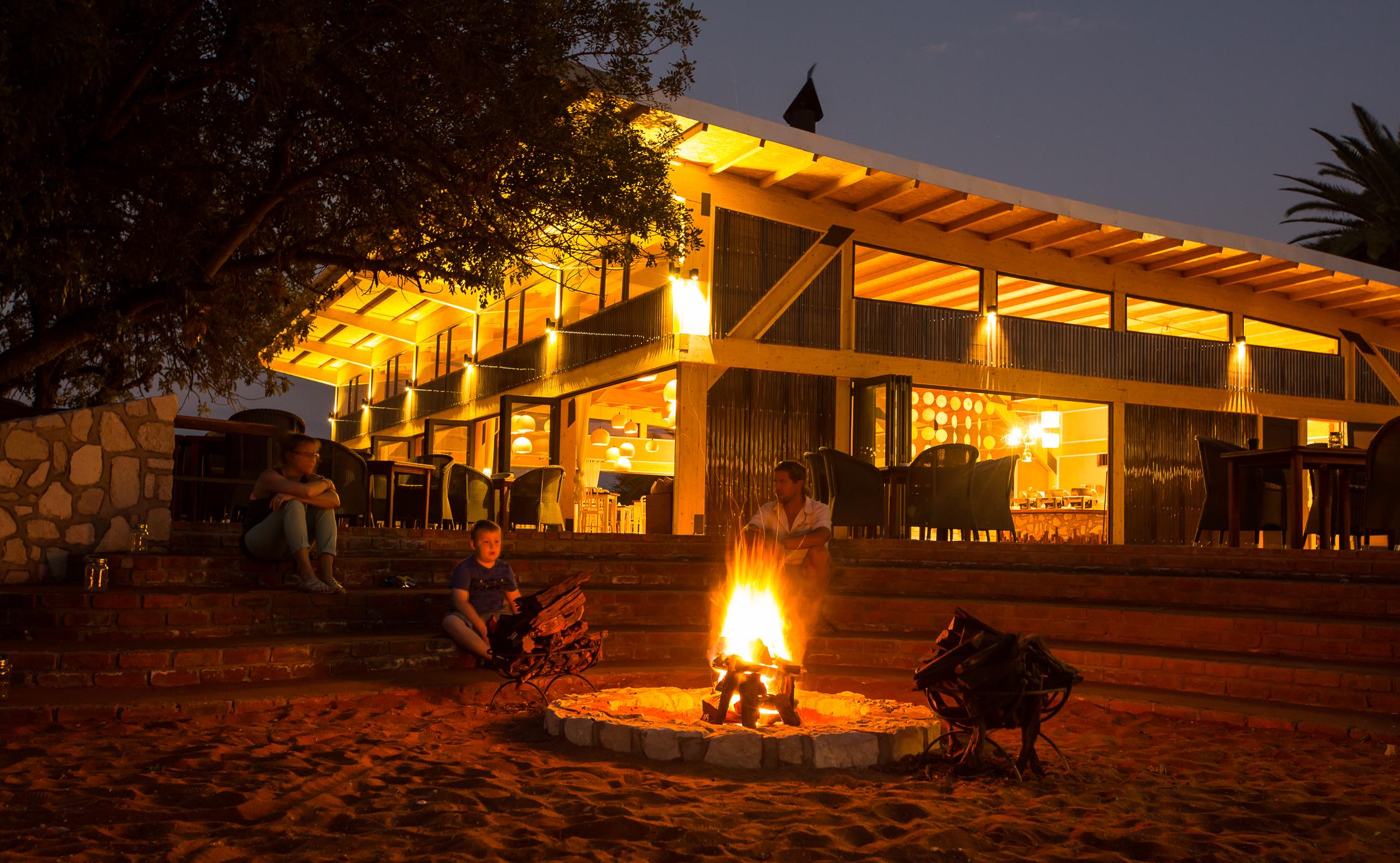 Kalahari Anib Lodge en MARIENTAL