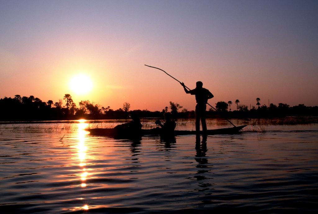 Divava Okavango Lodge and Spa en BAGANI, CAPRIVI
