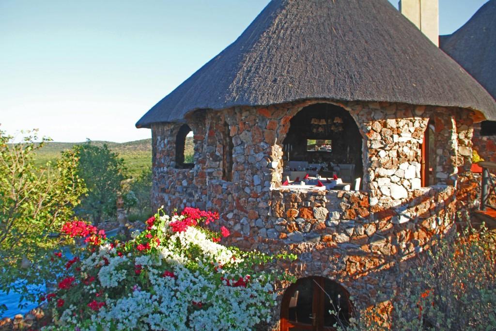Eagle Tented Lodge & Spa en ETOSHA-NORTH
