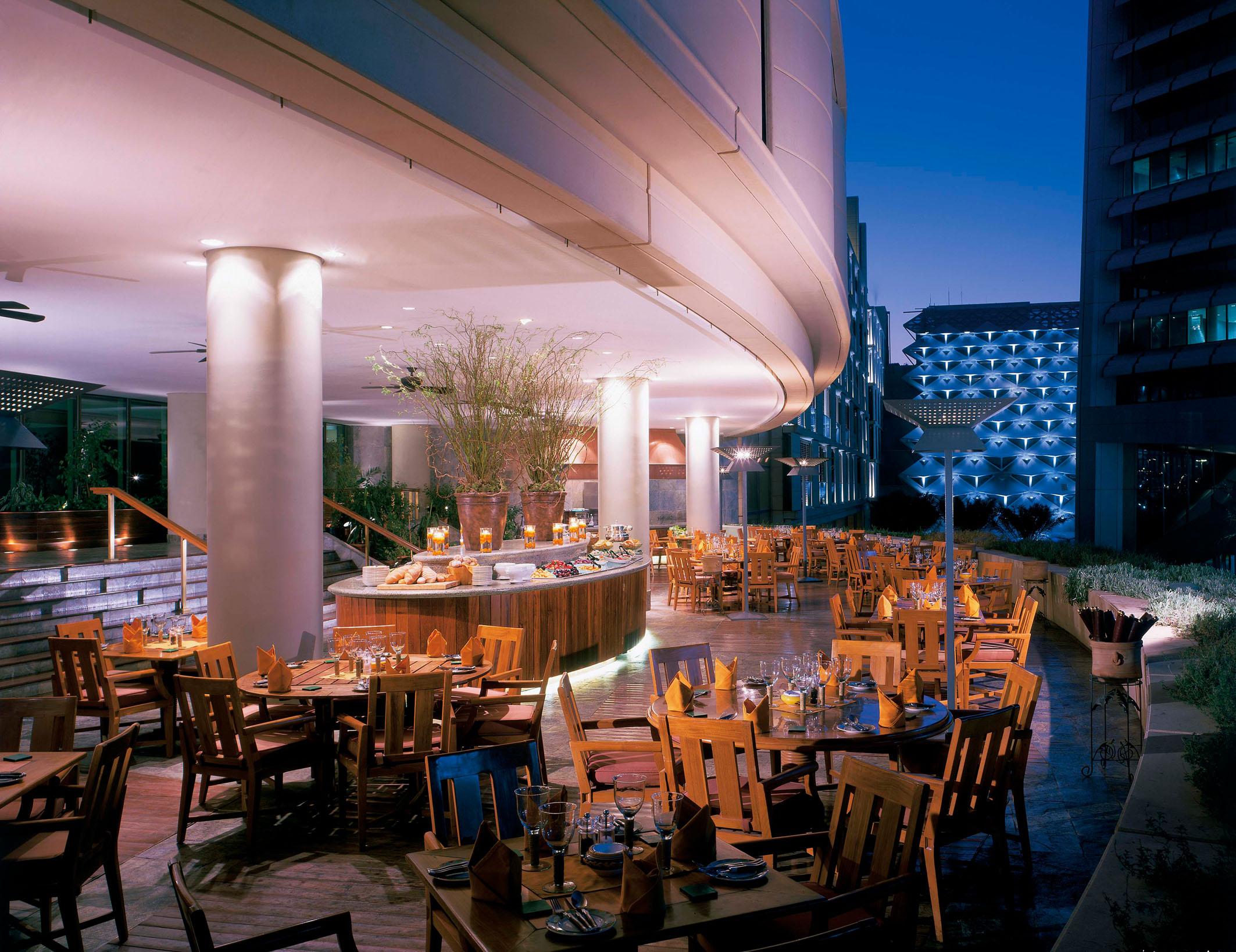 Al Faisaliah Hotel en RIYADH