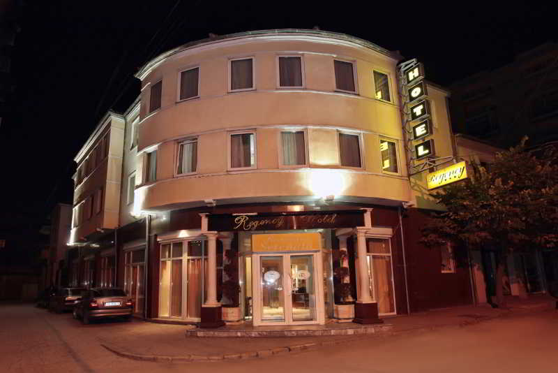 Regency Hotel, Korçës