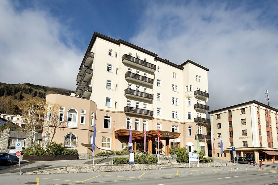 Fluela Swiss Quality Hotel, Prättigau/Davos