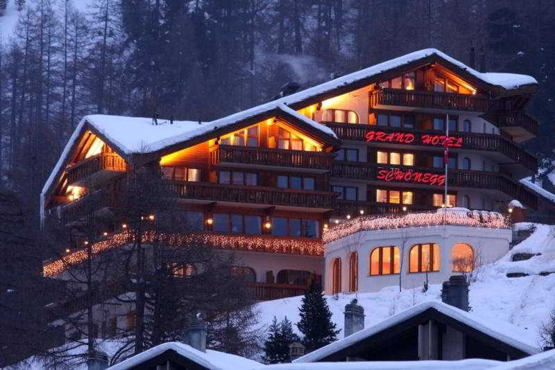 Schonegg Swiss Quality Grandhotel, Visp