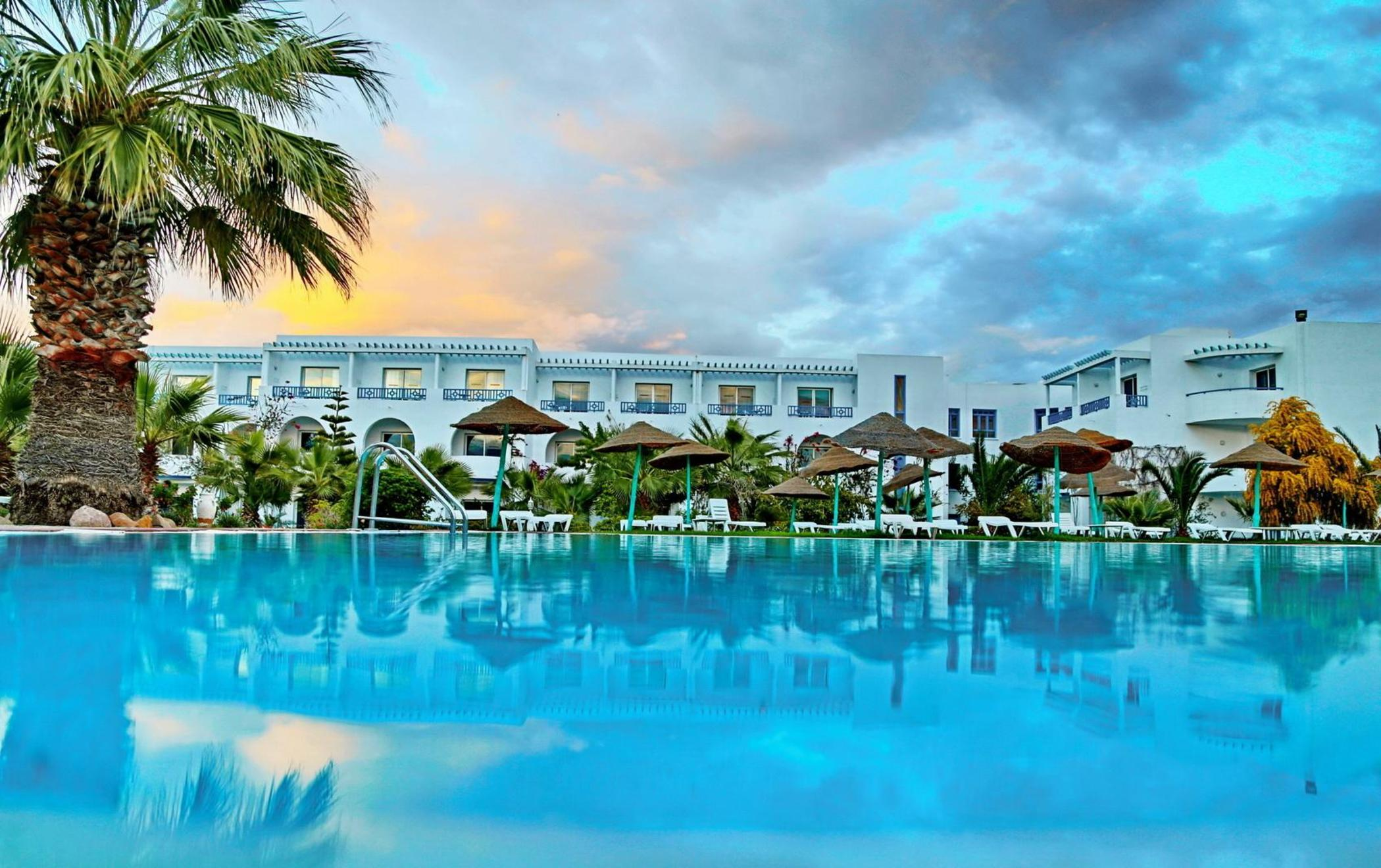 Cyclamens Hotel Mechmoum, Bouficha