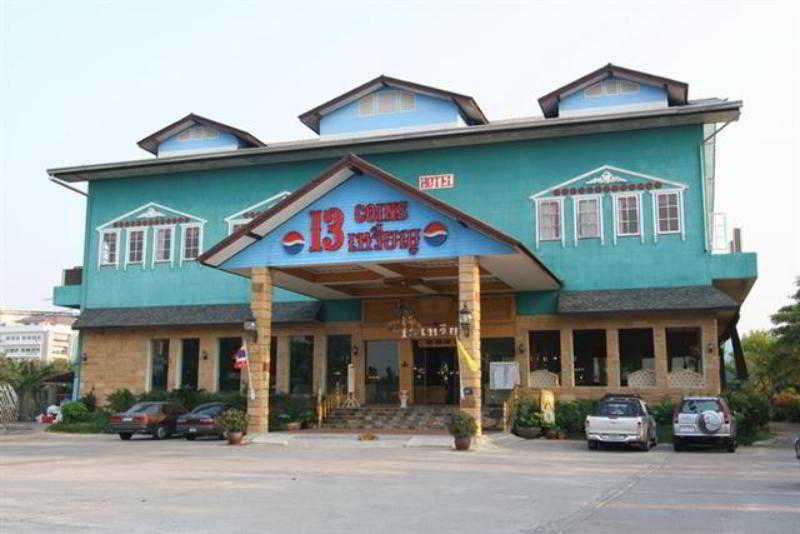 Hotel 13 Coins Suvarnabhumi Minburi, Min Buri