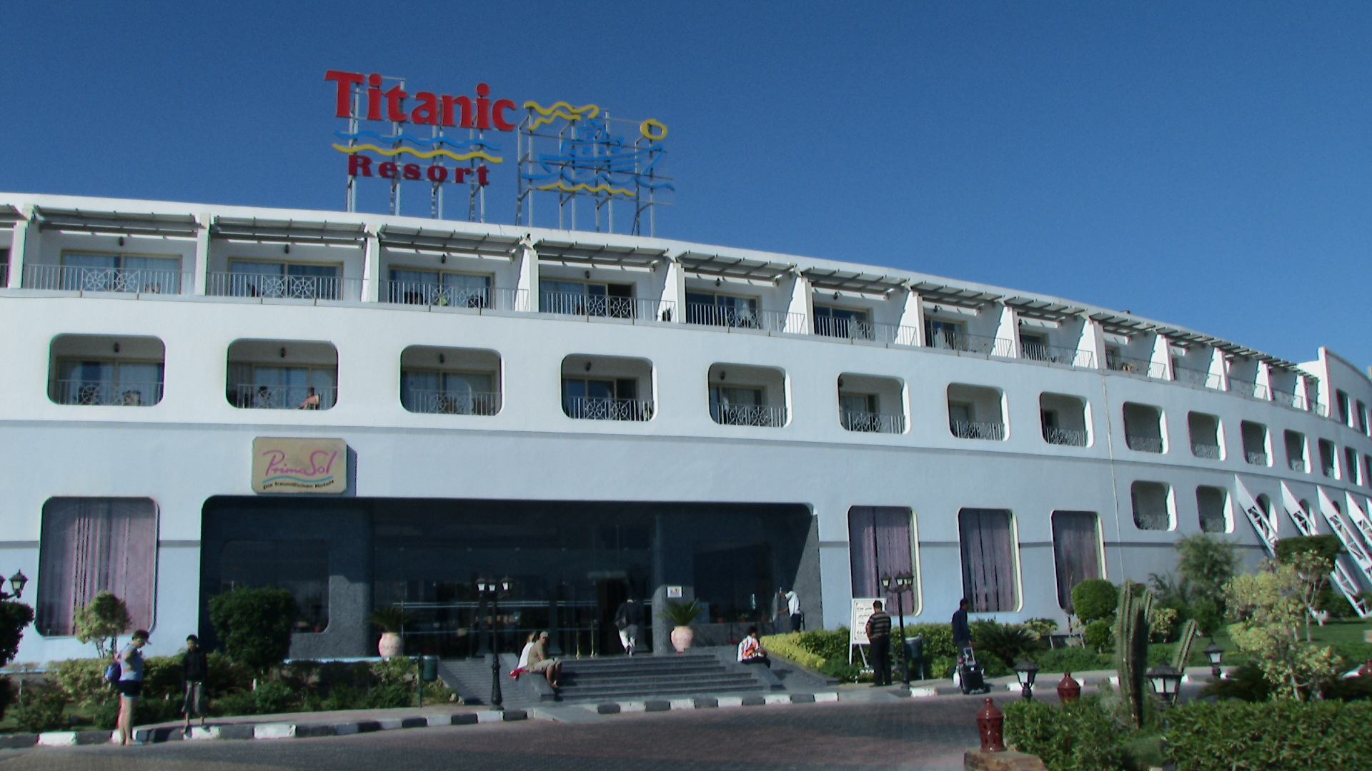 Titanic Resort Aqua Park, Safaja