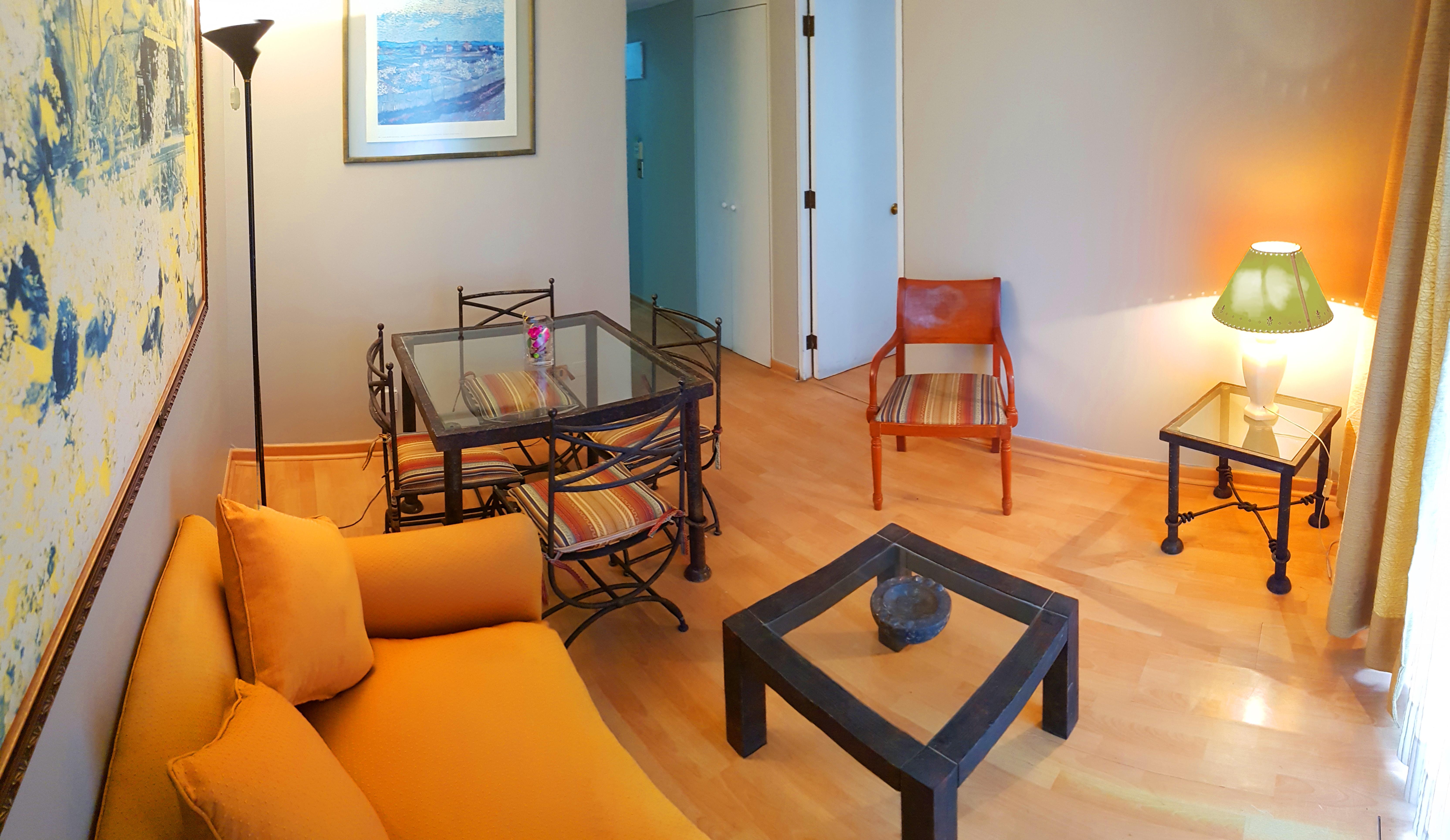 Tempo Rent Apart Hotel, Santiago