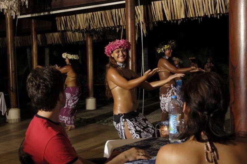Le Maitai Polynesia Bora Bora en VAITAPE