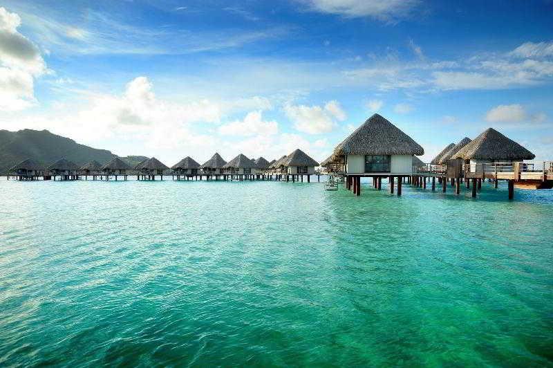 Le Meridien Bora Bora en MOTU PITI AAU