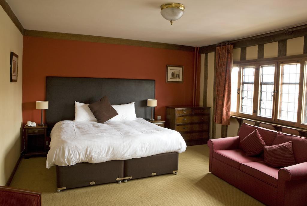 Bull Hotel, Suffolk