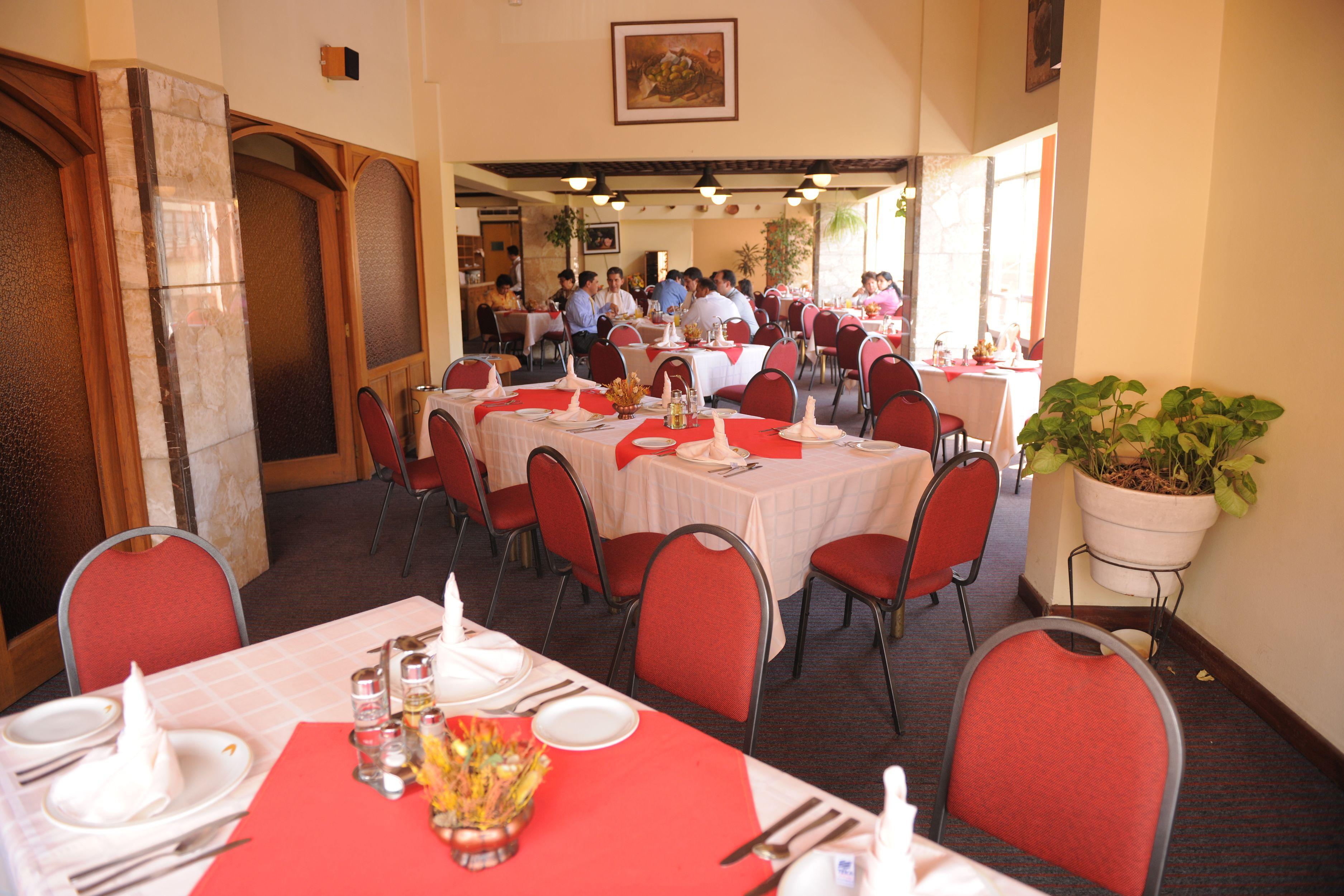 Cesar´s Plaza Hotel en Cochabamba