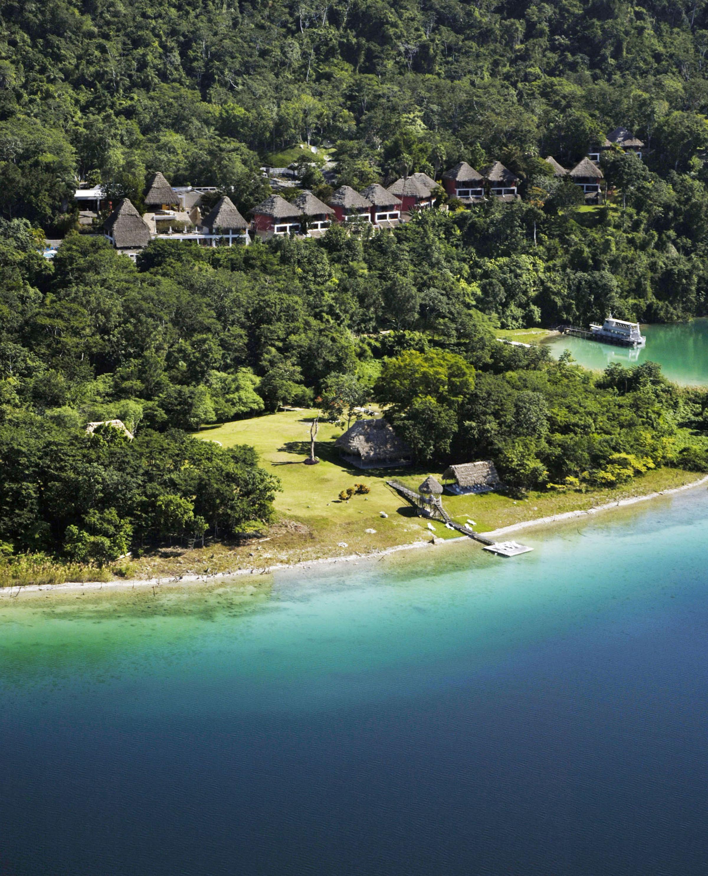 Camino Real Tikal en TIKAL