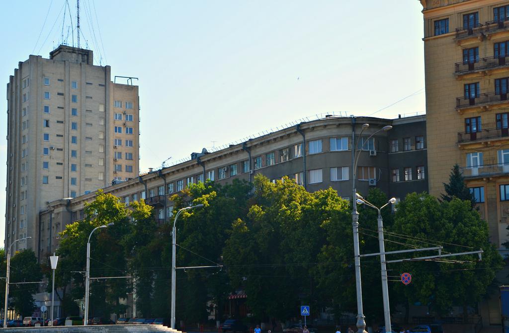 Kharkov, Kharkivs'ka