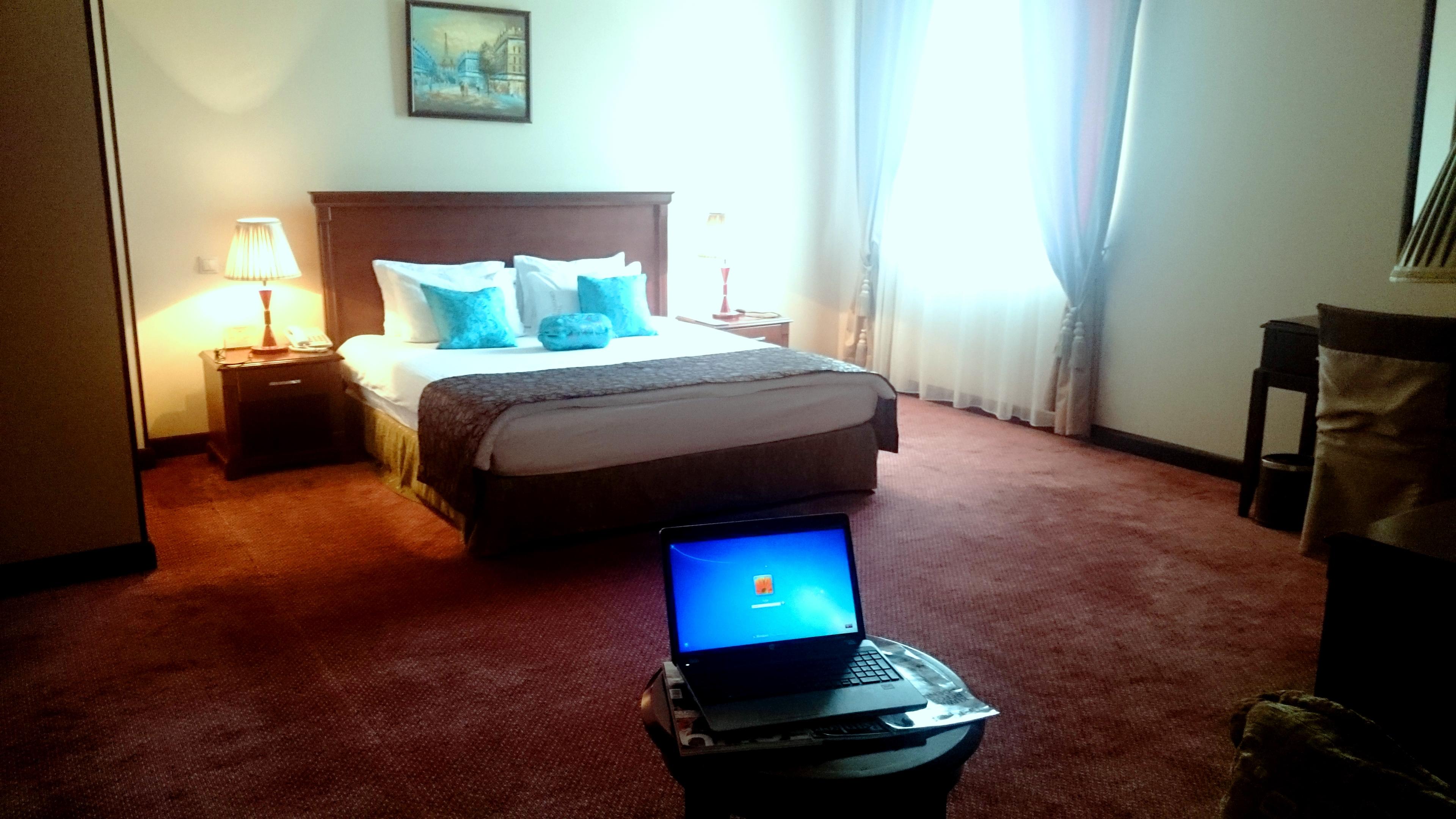 The Crown Hotel en Baku