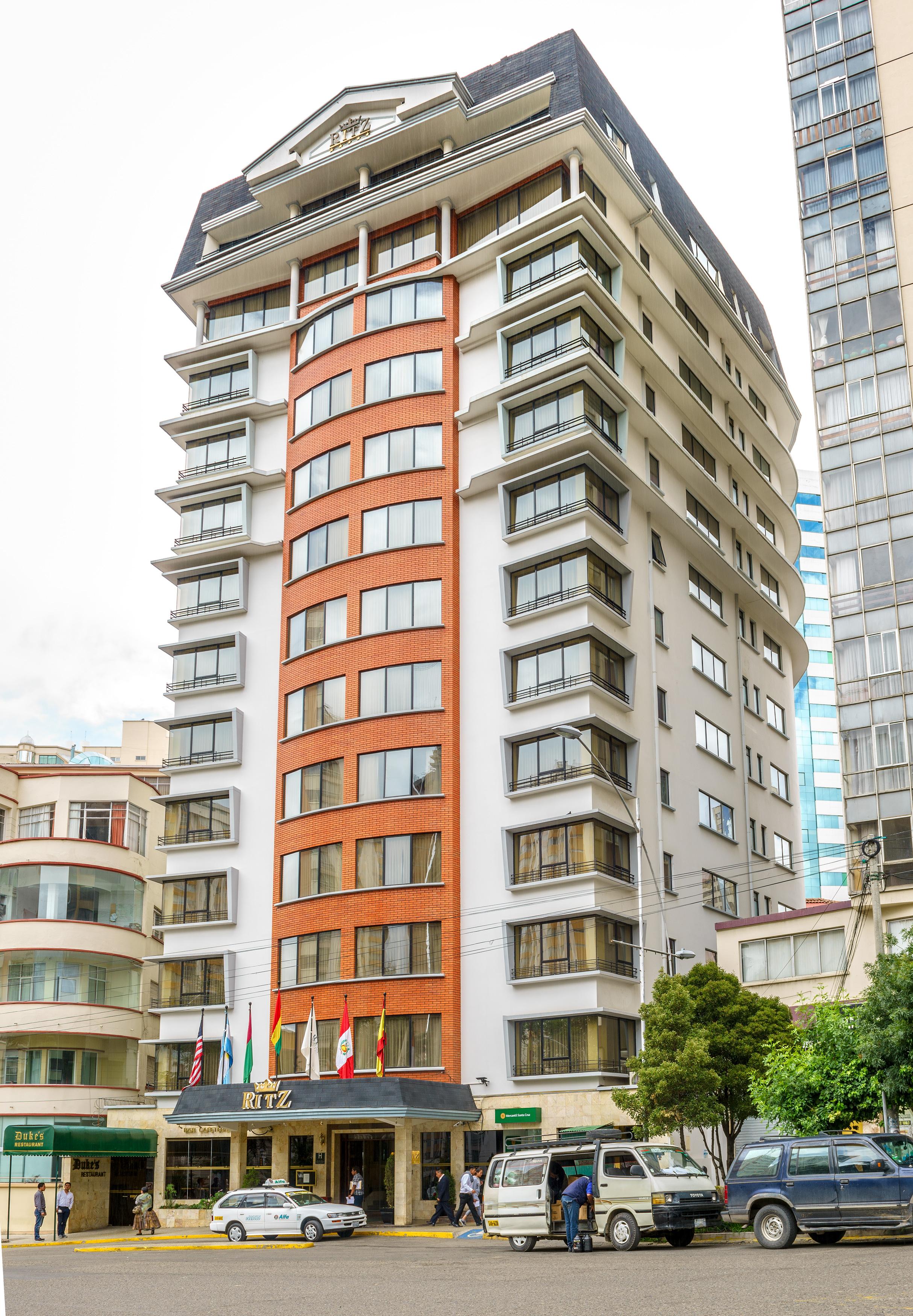 Ritz Aparthotel Bolivia en La Paz