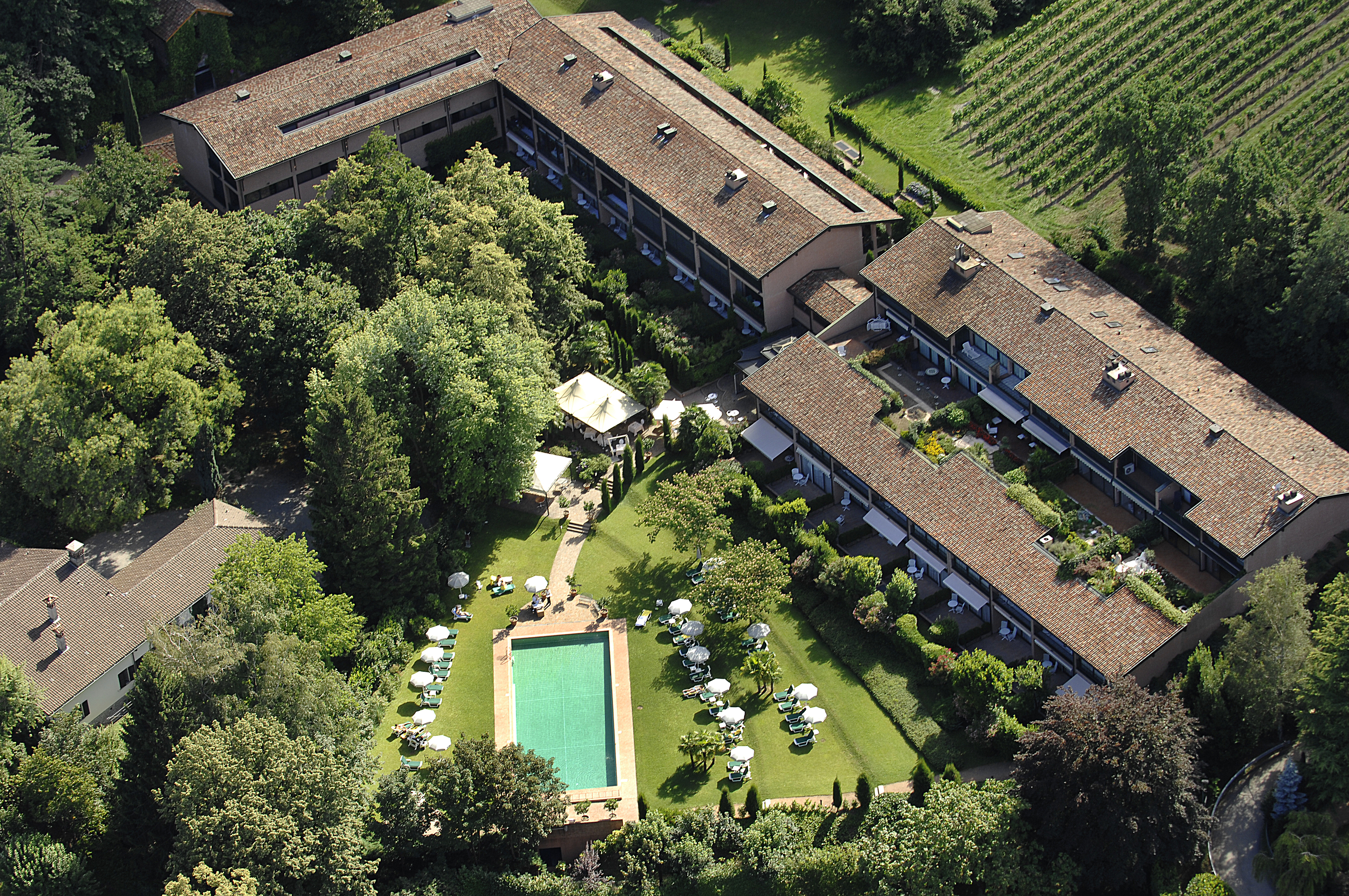 Park Hotel Principe, Lugano