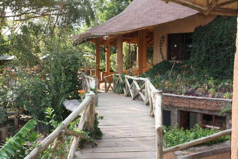 Mara Sopa Lodge, Narok North