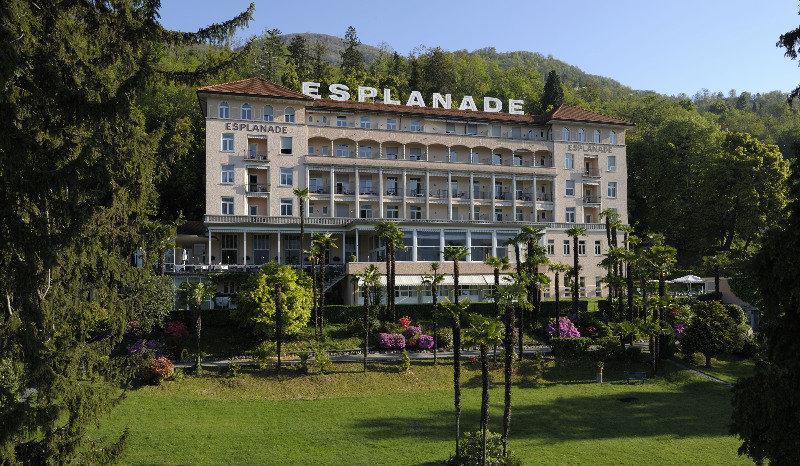 Esplanade Hotel Resort & Spa, Locarno