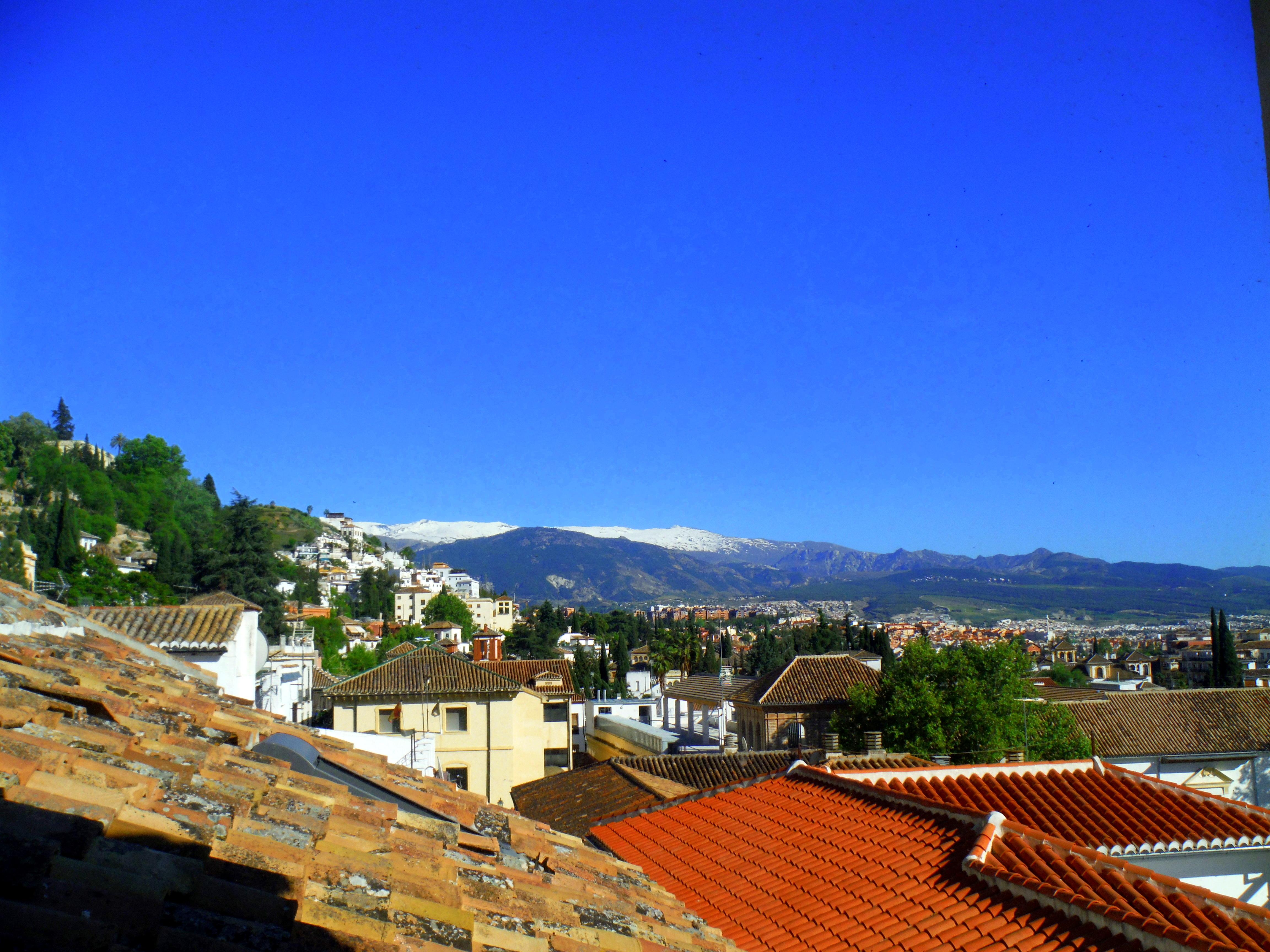 Las Golondrinas de La Alhambra, Granada