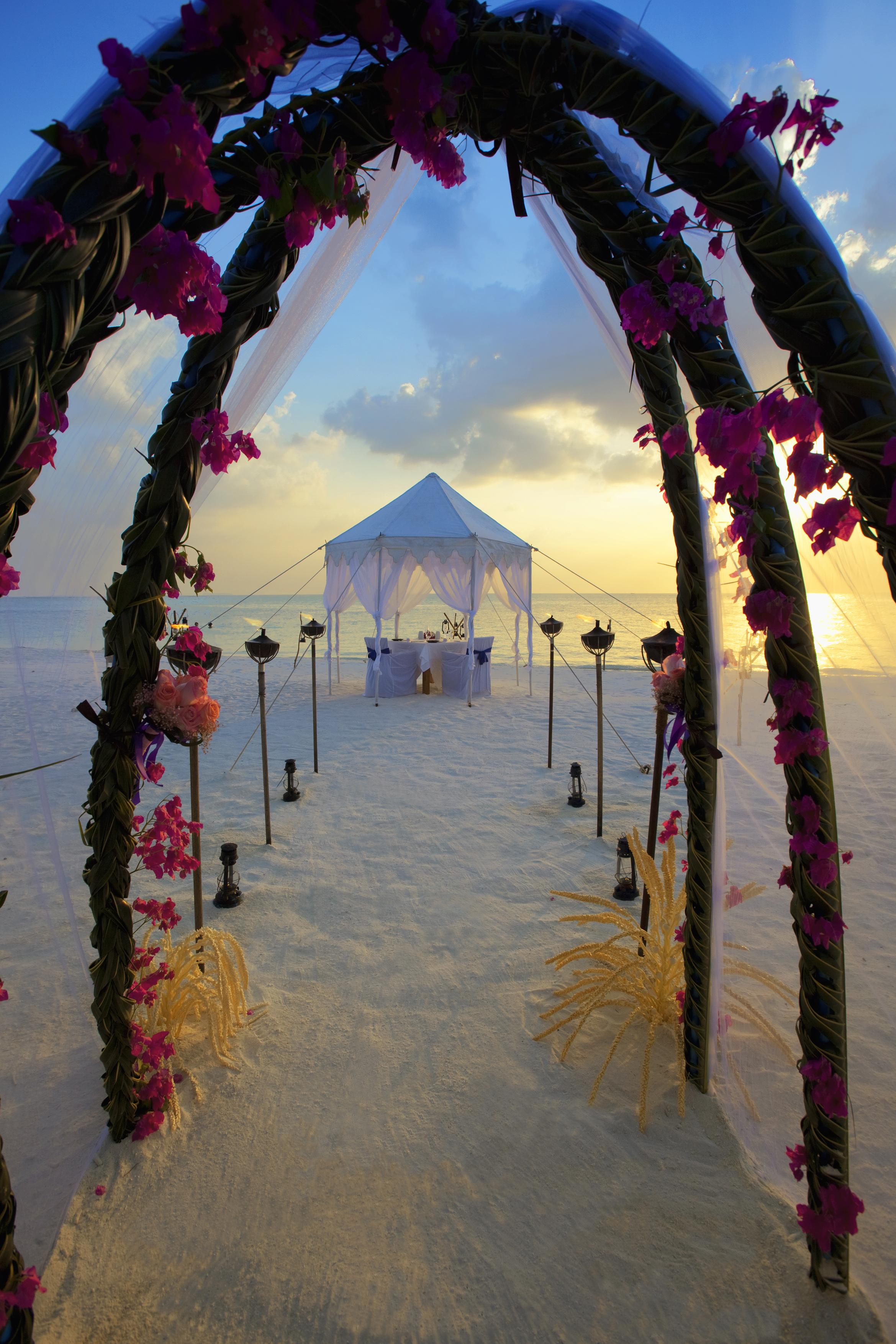 Anantara Dhigu Resort en South Male Atoll