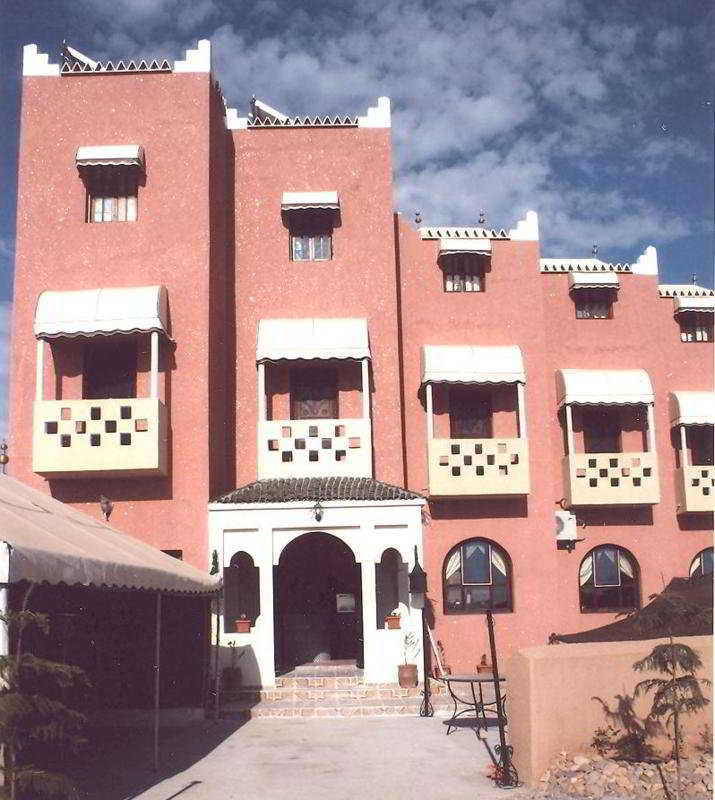 Well Center Riad Auberge Assounfou, Tiznit