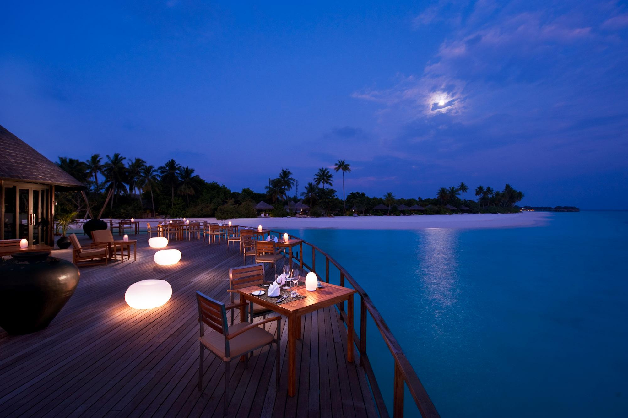 The Sun Siyam Iru Fushi Maldives en Noonu Atoll