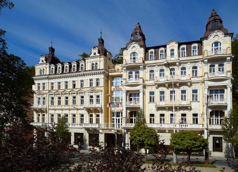 Hotel Excelsior, Cheb