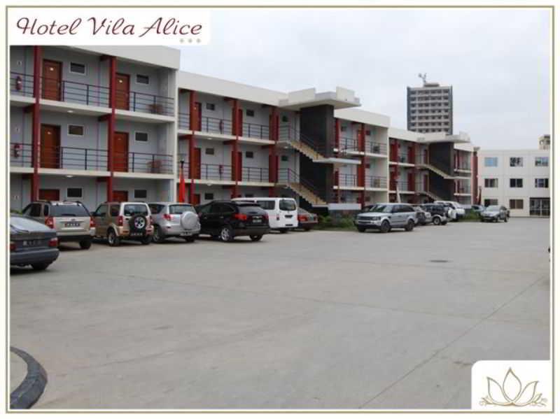 Vila Alice en Luanda