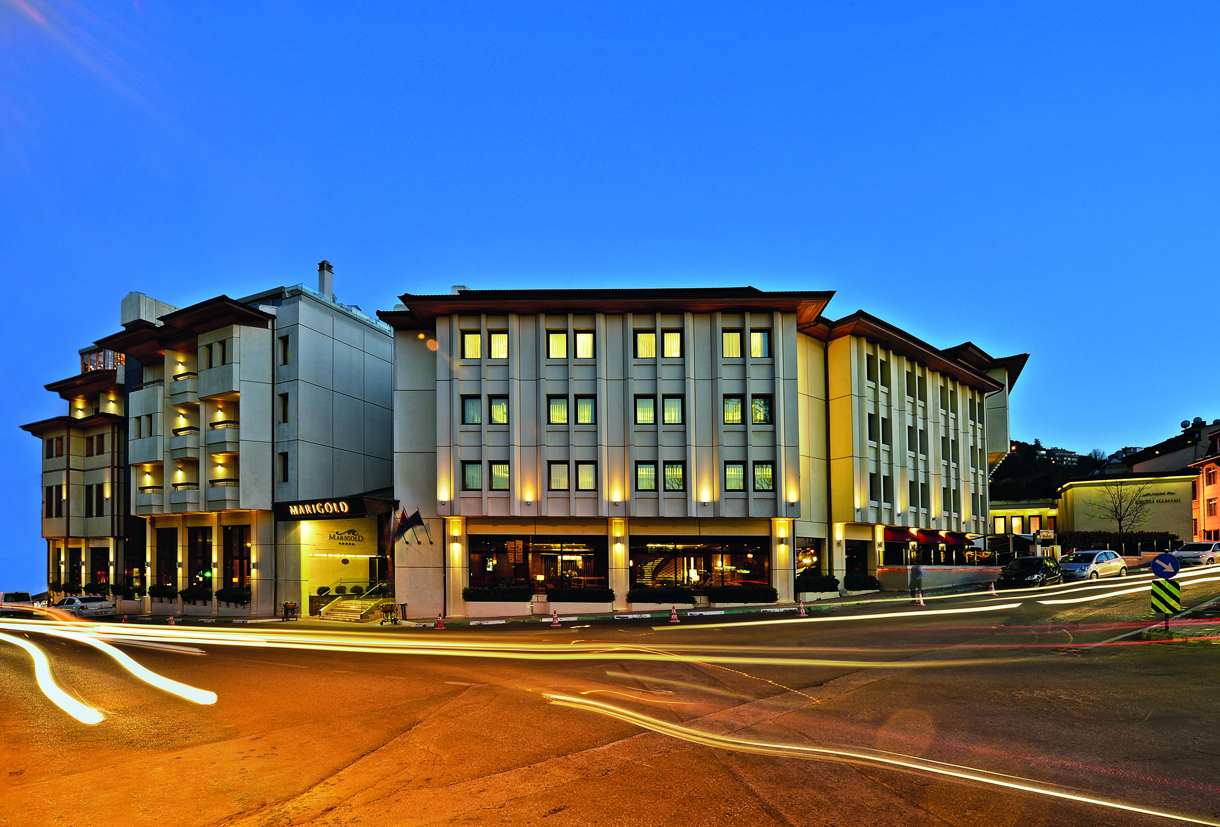 Marigold Thermal and Spa Hotel Bursa, Osmangazi